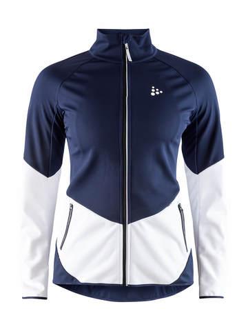 Craft Glide XC лыжная куртка женская темно-синяя