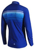 Noname Breeze Shirt рубашка беговая мужская blue - 2