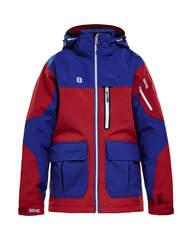 Горнолыжная куртка детская 8848 Altitude Jayden синяя