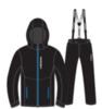 Nordski Montana Premium прогулочный лыжный костюм мужской Black - 4
