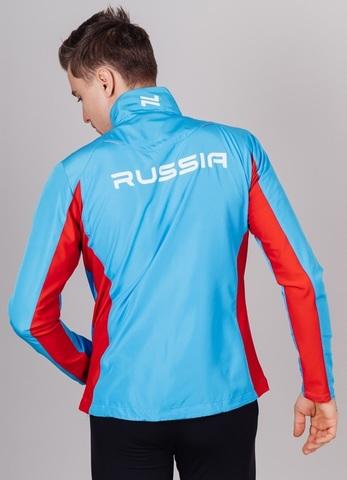 Nordski Premium RUS мужская ветровка для бега