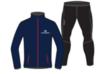Nordski Motion Premium костюм для бега мужской Navy-Black - 1