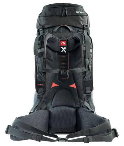Tatonka Bison 75+10 туристический рюкзак black