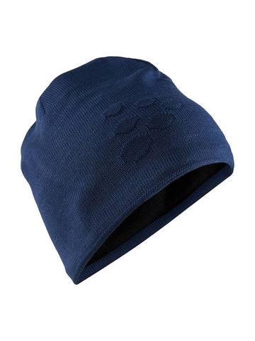 Craft Core Six Dots Knit Hat шапка синяя