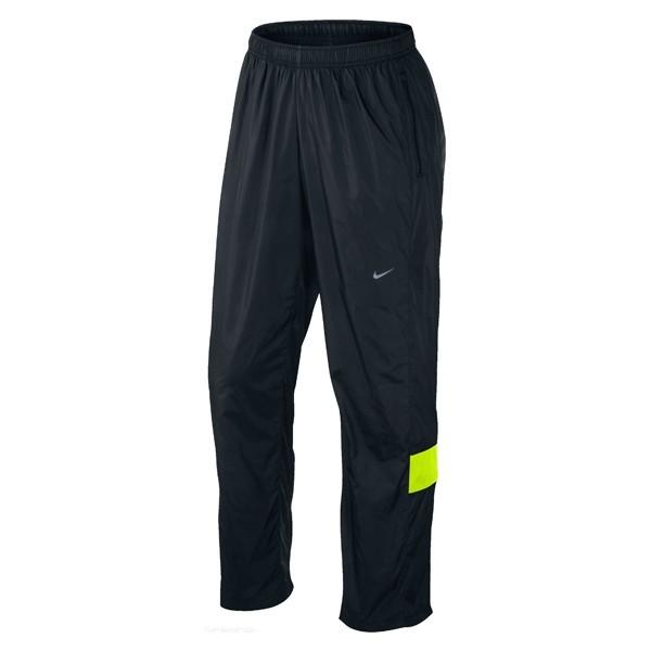 Брюки спортивные Nike Windfly Pant black-yellow