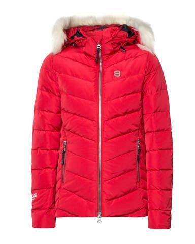 8848 Altitude Vera детская горнолыжная куртка red
