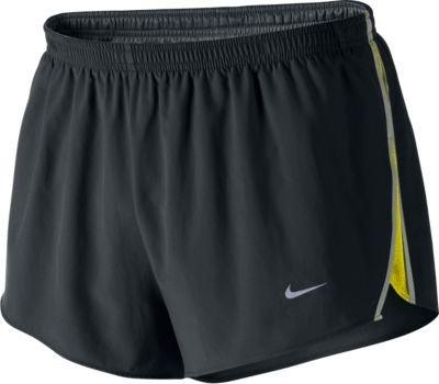 "Шорты л/а Nike 2"" Tempo Split Short чёрные"