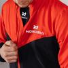 Nordski Sport куртка для бега мужская red-black - 4