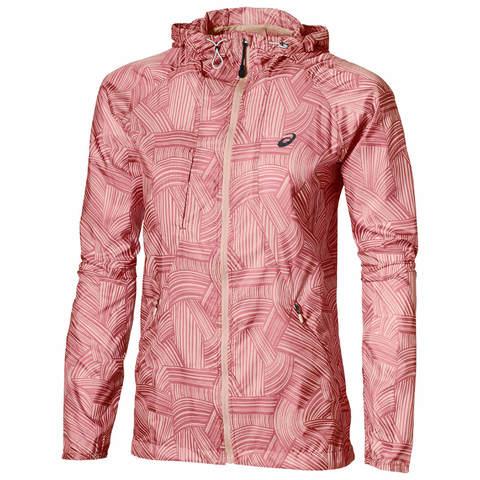 ASICS FUZEX PACKABLE женская куртка для бега