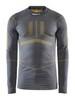 Craft Active Intensity мужское термобелье терморубашка grey - 1