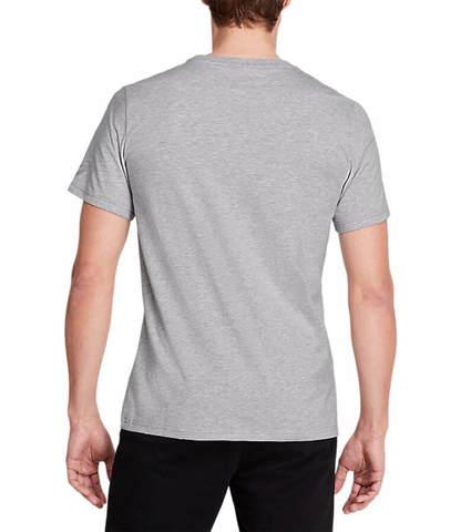 Asics Katakana Graphic Tee футболка для бега мужская серая