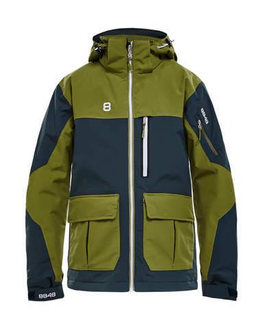 Горнолыжная куртка детская 8848 Altitude Jayden guacamole