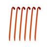 AceCamp Aluminum U-Shape Peg комплект колышков оранжевый - 1