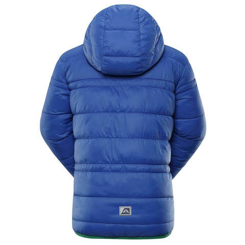 Alpine Pro Selmo куртка детская blue-green
