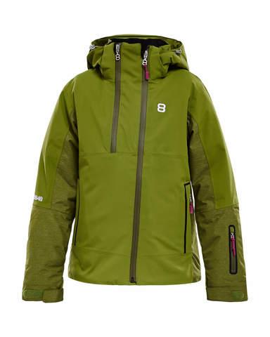Горнолыжная куртка для девочек 8848 Altitude Rebecca guacamole