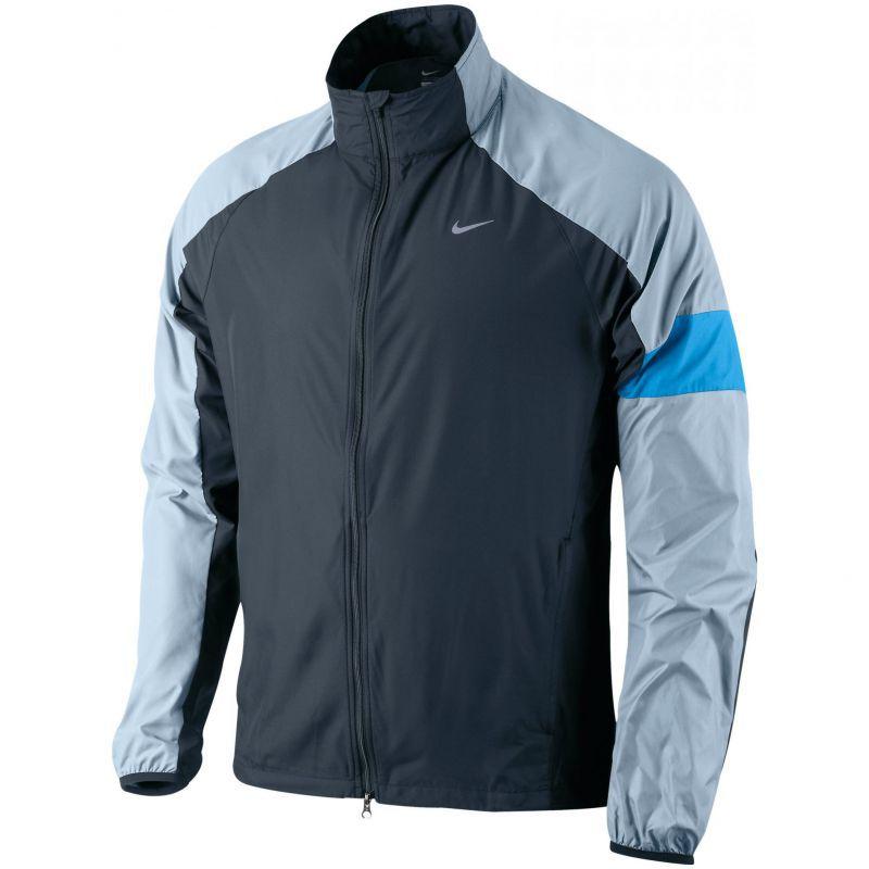 Ветровка Nike Windfly Jacket  чёрно-серая