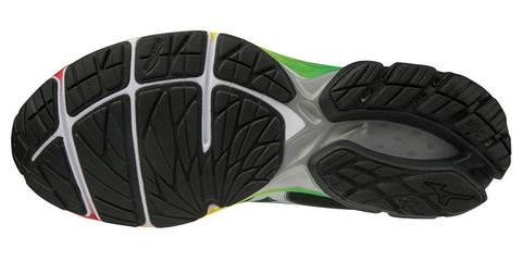 Mizuno Wave Rider 23 беговые кроссовки мужские черные