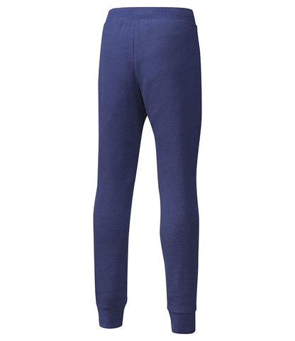 Mizuno Heritage Rib Pants брюки для бега женские синие
