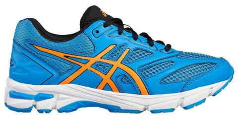 Asics Gel Pulse 8 Gs кроссовки для бега детские синие