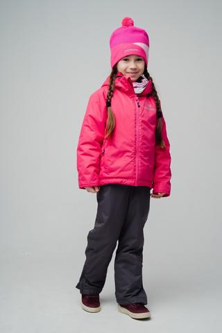 Nordski Kids Motion утепленный лыжный костюм детский raspberry-grey