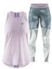Craft Lux женский комплект для тренировок розовый - 1
