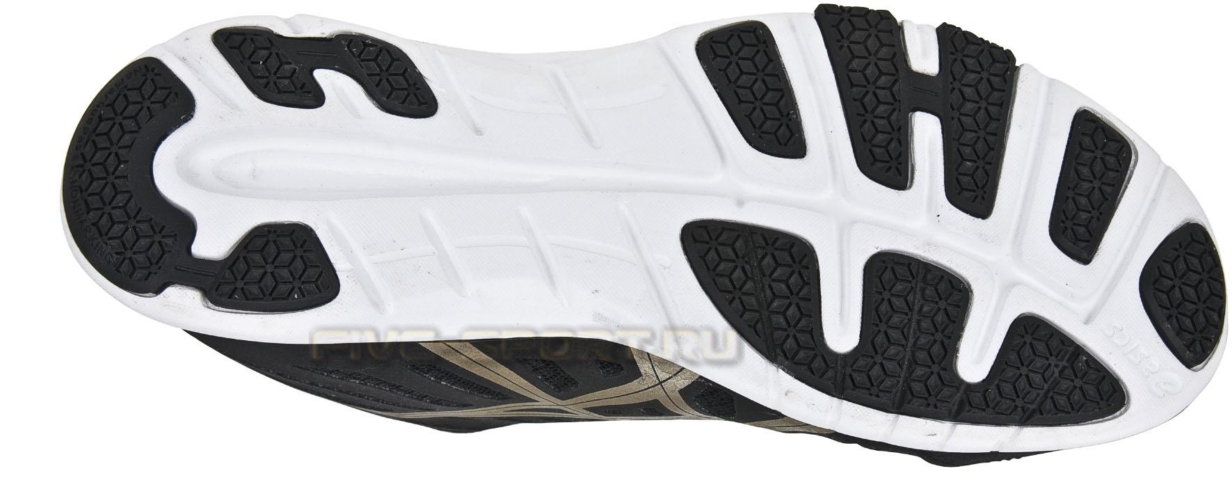 Кроссовки для бега Asics Ayami-Zone женские, Черно-бел - 2