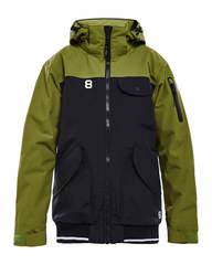 Горнолыжная куртка детская 8848 Altitude 2 Tone guacamole