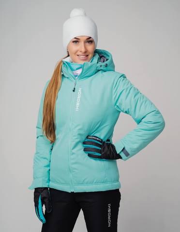 Nordski Montana утепленная куртка женская sky