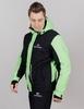 Nordski Extreme горнолыжная куртка мужская lime - 1