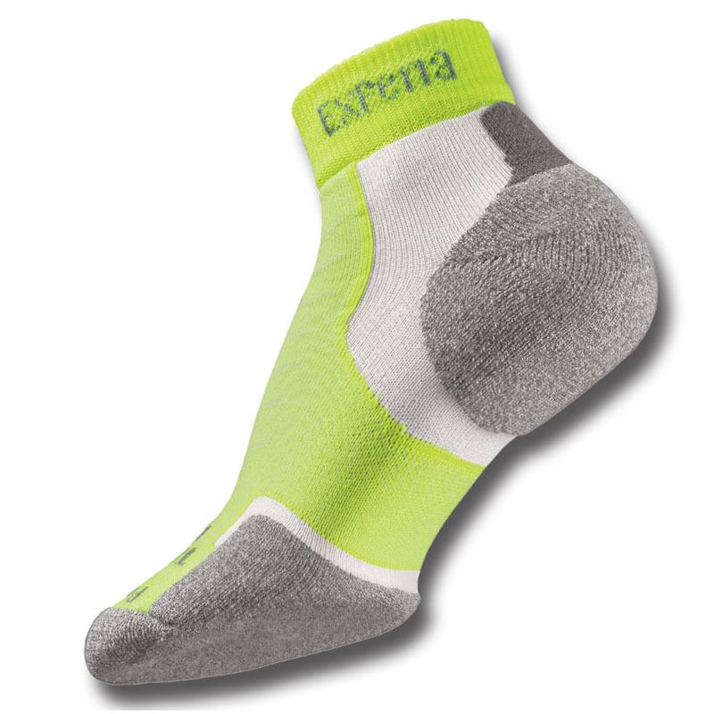 Беговые носки Thorlo Experia Xcmu 223 Mini Crew Желтые - 2