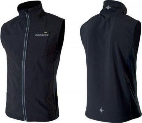 Noname SoftShell Vest 15 UNISEX JR утепленный жилет детский черный