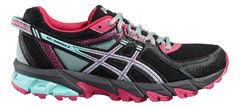 ASICS GEL-SONOMA 2 женские кроссовки внедорожники черные