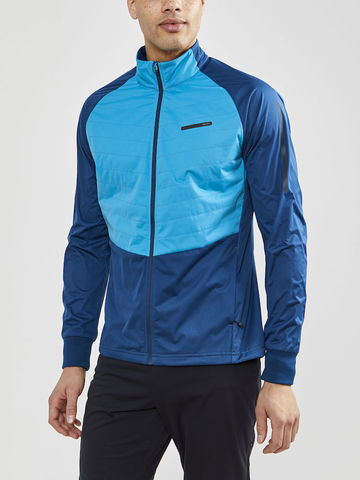 Craft ADV Storm лыжная куртка мужская blue-breeze