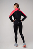 Nordski Sport куртка для бега женская pink-black - 2