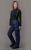 Nordski Mount лыжные утепленные брюки женские dark blue - 2