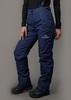 Nordski Mount лыжные утепленные брюки женские dark blue - 4