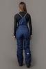 Nordski Mount лыжные утепленные брюки женские dark blue - 3