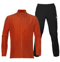 Asics Silver Woven мужской костюм для бега orange