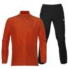 Asics Silver Woven мужской костюм для бега orange - 1