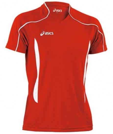 Волейбольная футболка Asics T-shirt Volo мужская красная