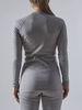 Craft Core Warm Baselayer комплект термобелья женский grey - 4