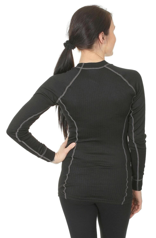 Термобелье Рубашка Craft Active женская black - 3