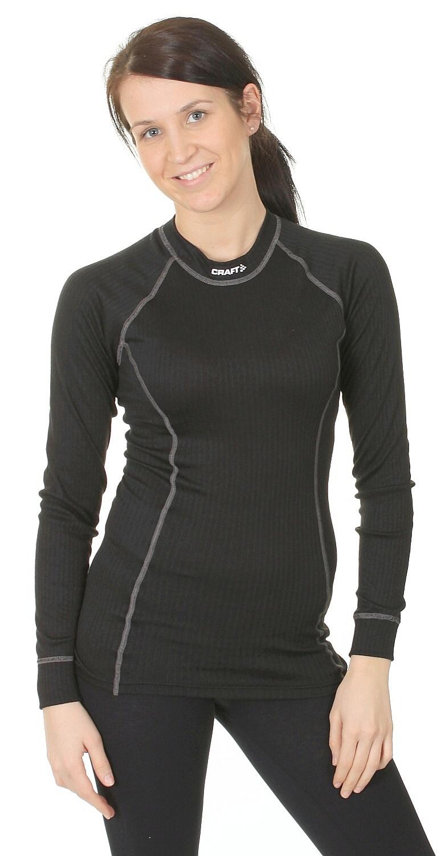 Термобелье Рубашка Craft Active женская black - 5