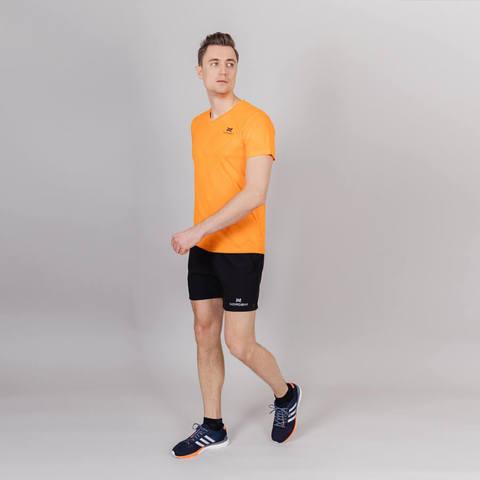 Nordski Ornament Light комплект для бега мужской orange