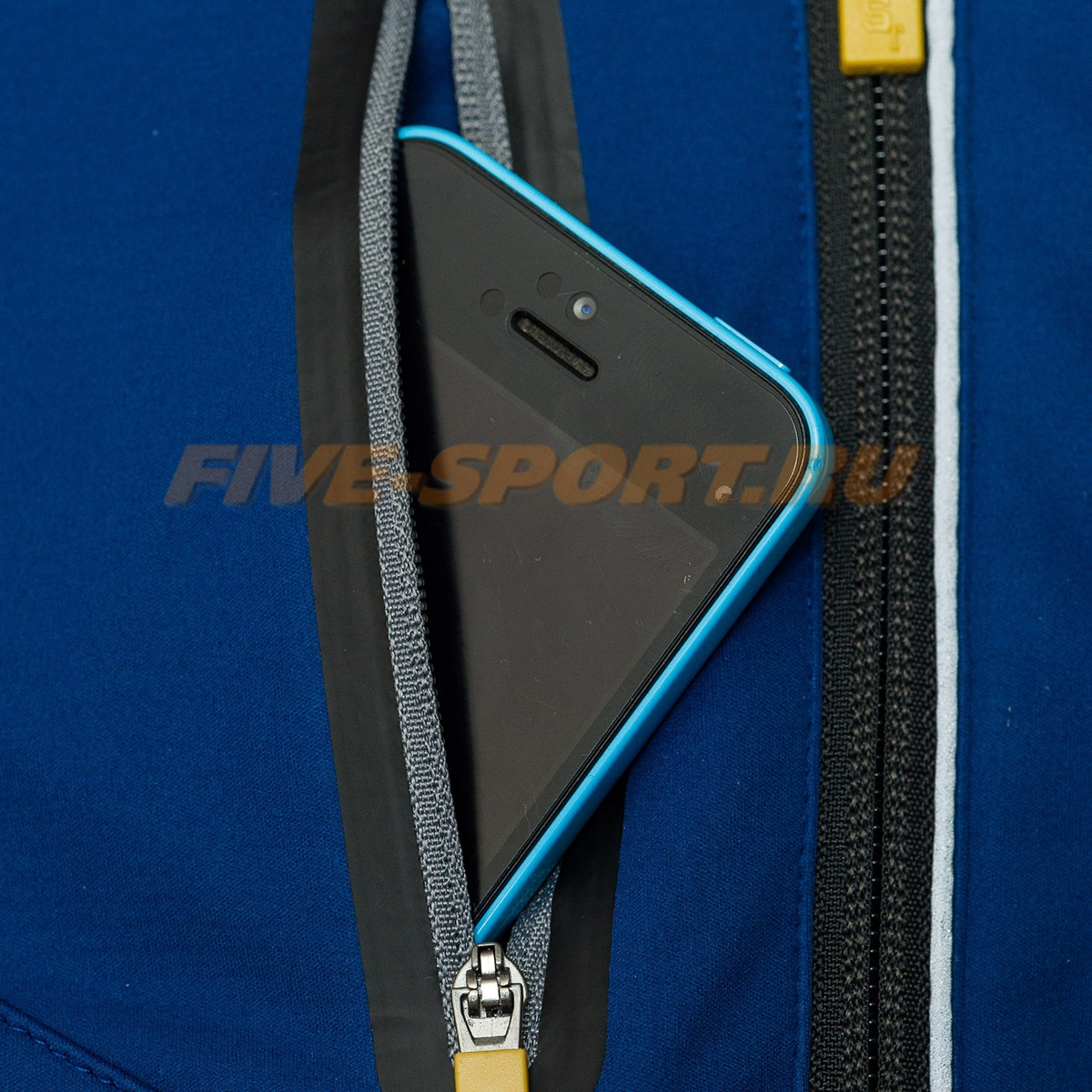 Лыжный костюм ST Pro Dressed Blue унисекс - 5