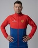 Nordski Premium Patriot разминочная куртка мужская - 4