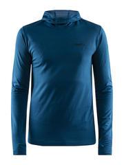 Craft Core Fuseknit рубашка беговая с капюшоном мужская