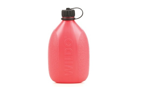 Wildo Hiker Bottle фляга pitaya pink