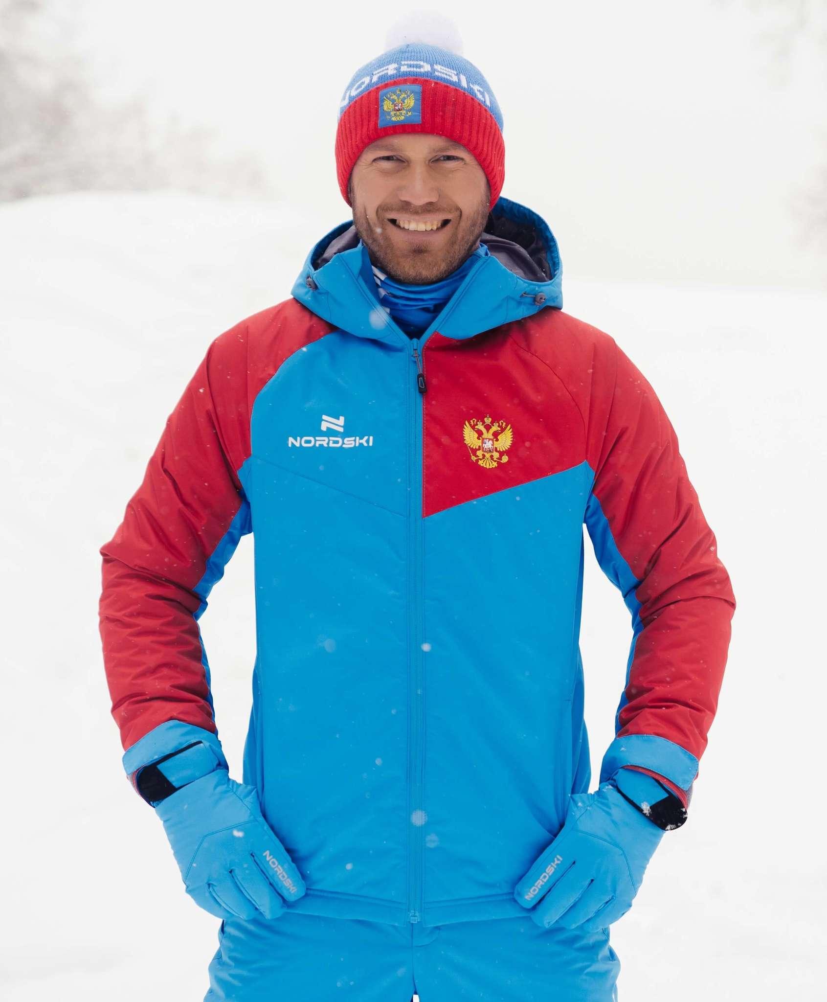 Nordski National 2.0 утепленная лыжная куртка мужская - 4