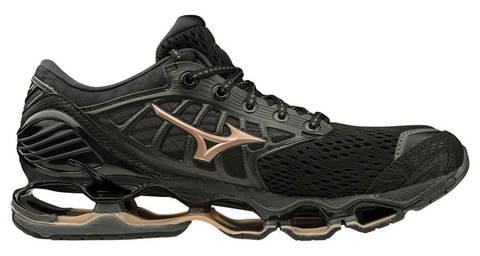 Mizuno Wave Prophecy 9 кроссовки для бега женские черные